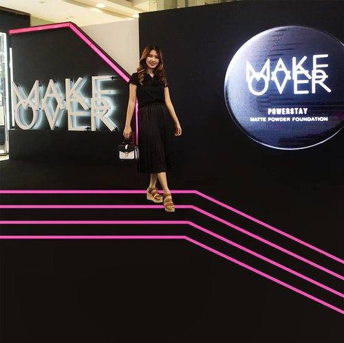 💃Attended Make Over FABweek yesterday. Was so impressive and I learnt so much about another makeup technique 💕 and I always love the feeling of making new friends 😍