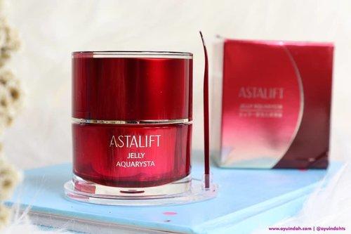 Astalift Jelly Aquarysta is skincare by Fujifilm😍 Check full review on my bloh www.ayuindah.com#AstaliftXClozetteIdReview #Astalift_Indonesia #AstaliftJellyAquarysta #AyundaReview #BeautyBloggerMakassar #BeautyVloggerMakassar #IBB #IBV #MakassarHits #ClozetteId #ClozetteIdReview