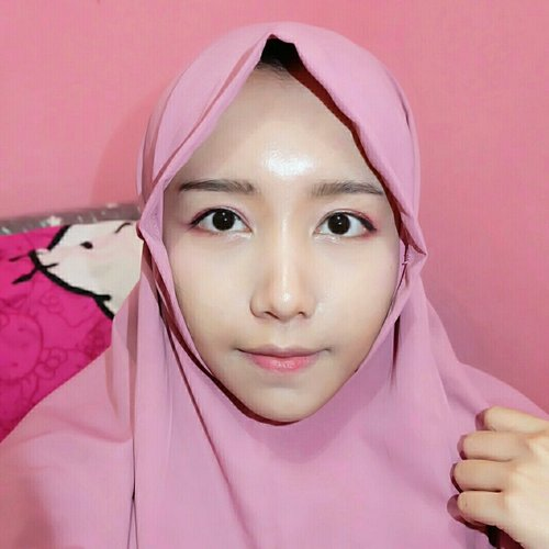 simple makeup for everyday...😉 #natural #naturalmakeup #makeup #hijab #simplemakeup #everydaymakeup #hijabmakeup