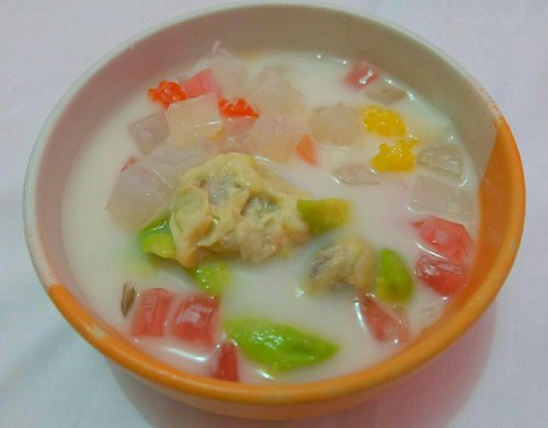 Ketagihan es teller durian 😍😍 #esteller #estellerdurian #drink #ice #food