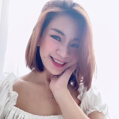 Seandainya makeup langsung badai dengan cuma nunduk doank 🥰🥰pasti ga usa rempong kan tiap hari 😂  #shantyhuang  #beauty #blogger #selfie #selflove #clozetteid #clozettedaily