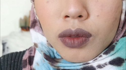 Full video on my youtube channel girls ! #beautyblogger #bblogger #beautybloggerid #bloggerslife #wintermakeup #morphe #clozetteid #indonesianbeautyblogger