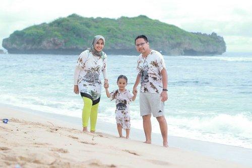 Lagi kangen liburan   #ClozetteId  #SmartMumsID  #exploreindonesia  #exploregunungkidul  #familytime