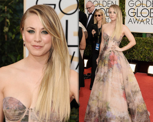 Top 10 Sexiest Women In The World By FHM: #5 - Kaley Cuoco