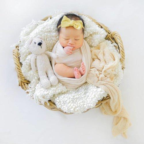 Rayna Alesha Kamala ❤..#Hello #babyaxioo #clozetteid