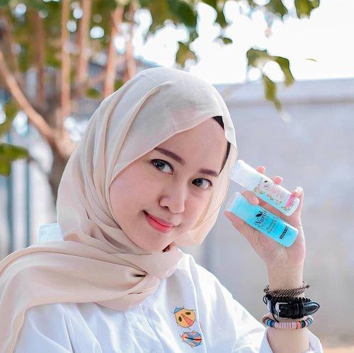 1-2 minggu terakhir lagi cobain skincarenya Nurish Organic, brand skincare no. 1 di Malaysia dengan ekstrak natural dan kandungan organik ❤ @nurishorganiq_id.Ada 4 produk dalam kemasan travel size yang aku cobain : 1. Brightening Micellar Cleansing Water2. Brightening Foamy Cleanser3. Brightening Toner4. Brightening Day Cream SPF20Semuanya punya manfaat mencerahkan dan praktis banget dibawa saat traveling!.#NurishOrganiqIDReview#RadiateYourTrueNature#ClozetteID