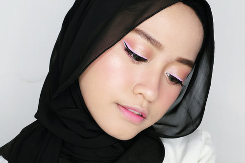 Playing with Cotton Candy Liner from @absolutenewyork_id in Fairy Floss, Mint Chip & Lemon Drop 🍭....#ANYxClozetteIDReview#absolutenewyorkid#makeupunited#clozetteid #clozetteidreview#cottoncandyliners.#clozetteid #beauty #indobeautygram #beautyblogger #beautynesiamember #dailymakeup #blogger #indonesianbeautyblogger #indonesianfemaleblogger #bloggerperempuan #아름다움 #구성하다 #charisceleb #かわいい #skincare