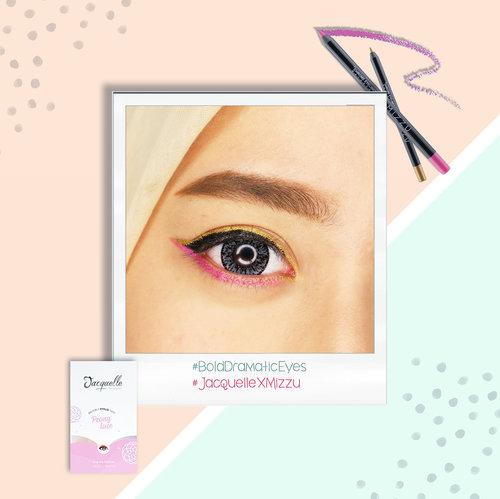 Double lids ft. eyelid tape 👀Siapa bilang double lids gabisa pakai eyelid tape? 🙃Baca review aku selengkapnya tentang @jacquelle_official Invisible Eyelide Tape & @mizzucosmetics Chrome Eyeliner Gel (link on bio)❤️❤️❤️#bolddramaticeyes #mizzuxjacquelle ......#clozetteid #ootd #beauty #indobeautygram #beautyblogger #beautynesiamember #dailymakeup #blogger #indonesianbeautyblogger #indonesianfemaleblogger #bloggerperempuan #아름다움 #구성하다 #charisceleb #かわいい