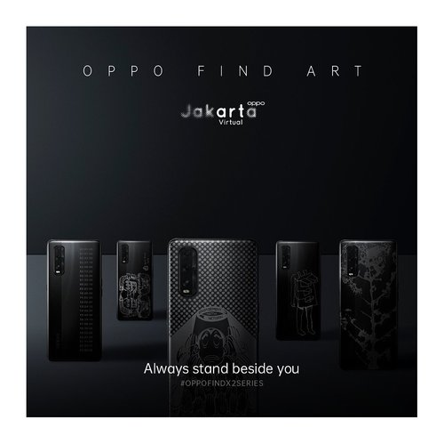 Hey everyone !I'm so proud to the the one of @oppindonesia family now. Btw, come and join the OPPO Art Jakarta Virtual event — karena di sana bakal ada art virtual galeri dan ada beberapa aksi sosial. Well, as a young generation let we spread a positive vibes around us ☘️.#ArtJakarta #OPPOArtJakartaVirtual2020 #OPPOFindArt#clozetteid