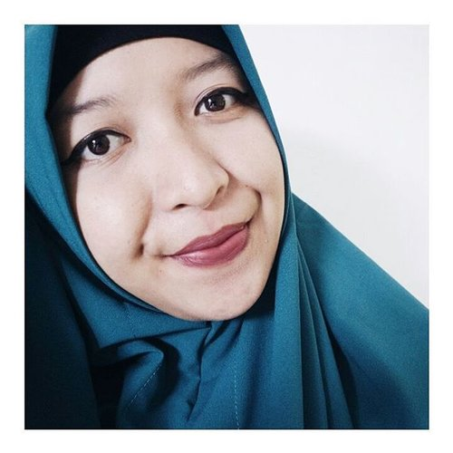 Swatches Wardah Intense Matte Shade 11 // Choco Town . More review: http://www.rusydinat.com/2016/09/review-wardah-intense-matte-lipstick.html . . #clozetteID #beautyblogger #beauty #lipstick #lipstickmatte #intensematte #wardahbeauty #blogger #indonesianblogger #gincu