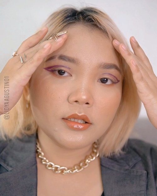 How you like that?   . .  Eyeliner inspo : @nicolesmakeup_   . . .  #lidyamakeup #makeup #howyoulikethat #blackpink #indobeautysquad #clozetteid
