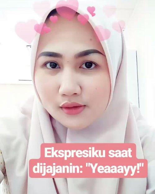 Demi mengenyahkan lemak di badan, aku rela tidak jajan.. ...Tapi kalau kamu mau ngejajanin ya apa bole buwat kan tidak bole menolak rejeki~~ #fotdibb #bbloggerid #indobeautygram #clozetteid #fdbeauty #indobeautyblogger #indonesianbeautyblogger #BPers #Beautiesquad #bloggerceriaID #bloggerceria #bloggerperempuan #fotdibb #indonesianfemaleblogger #beautybloggerID #bblogger #bloggerjakarta #femalebeautyblogger #indonesianfemalebloggers #hijabblogger #hijabblog #bloggerhijab #hijabstyle #hijaboutfit #hijabclubindo @indobeautyblogger @bloggerperempuan @femalebloggersid @bloggerceriaid