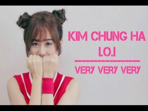 [MAKE UP TUTORIAL] IOI(아이오아이) _ Very Very Very(너무너무너무) – Kim Chung Ha - YouTube
