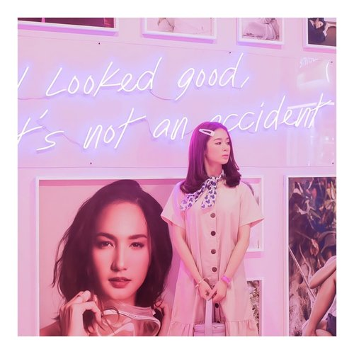 I looked good.  It's not an accident.  Love the vibes of @beautyfest.asia this year. See you next year... #beauty #beautyfestasia2019 #beautyblogger #blogger #makeup #skincare #popbella #clozetteid #lookbook #style #ootd #ootdindo