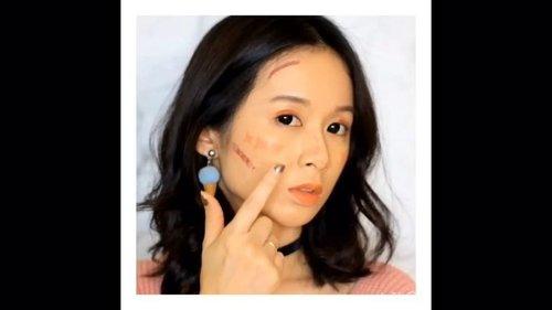 Anyeong Beauty People!  Masih inget aku pernah janji mau share make up yang semuanya tuh dari lipstick kecil Mood Recipe Lip Color Mini Kit dari @3ce_official  yang cuma bisa kamu beli di @charis_celeb  So, here we go! Enjoy!! Dan comment ya…. Bagus atau ga hasil make up with only lipstick as a tools . . #makeup #tutorialmakeup #beauty #ragamkecantikan #beuatyblogger #blogger #3ce #charisceleb #clozetteid