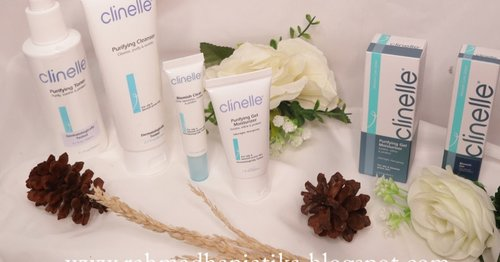 [REVIEW] CLINELLE PURIFYING SERIES