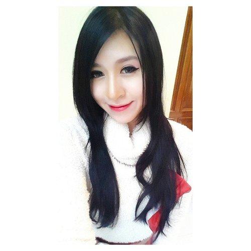 #selca #selfie #asian #chinese #asianlook #ullzang #ulzzanglook #ulzzang #uljjang #girl #chinesegirl #blogger #beauty #beautyblogger #clozettedaily #clozetteid #clozette #asiangirl #makeup #fotd #potd #white #latepost #tonymolytonytintdelight #tonymoly