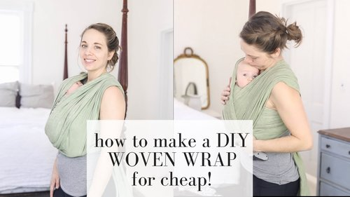 How to Make a Woven Wrap - YouTube