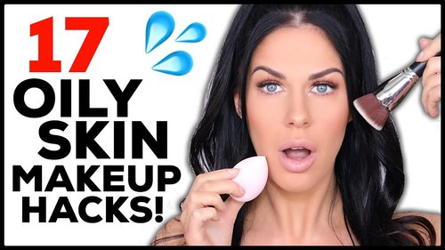 Oily Skin Tips That Will Change Your Life!! - YouTube