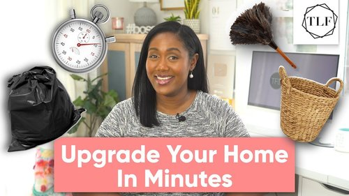 How to Transform Your Messiest Space in 15 Minutes or Less  | The Lifestyle Fix - YouTube