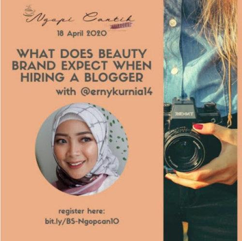 Reginapit: Harapan Brand Kecantikan Saat Menghire Beauty Blogger