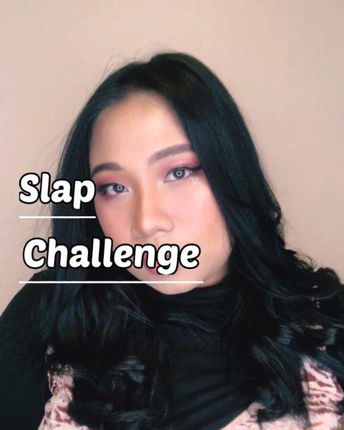 Enak mah ya kalo bisa tepuk - tepuk langsung makeup on 🤣Sayangnya hanya editan aja bun. Di bumi ini kaga ada yang instant 🤣 eh gimana? .... .#reginapittutorial#reginapitcom#bvlogger #bvloggerid #indobeauautygram#Clozetteid #bloggermafia #sbybeautyblogger #beautiesquad #indovidgram #indovlogger #batak #bataknese #beautybloggerindonesia #pinterestmakeup #makeuptransformation #makeuptransisi #makeuptransition #tiktokindonesia #tiktok #slapchallenge