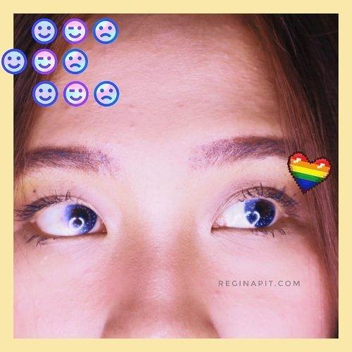 @x2softlens Stardust - Vega ❤🧚🏻-Mau kembaran juga? Beli di @spexsymbol yah 🤡-.#howtousesoftlens #KokoBlackByExoticon #X2Stardust #X2Softlens #LoveYourEyes#reginapitcom #sbyglamsquad#bvlogger #bvloggerid #indobeautygram #Clozetteid  #indonesiababe #bunnyneedsmakeup #sbybeautyblogger  #beautiesquad #IVGBeauty #indovidgram #indovlogger #setterspace #kbbvfeatured #beautybloggerindonesia #reginapittutorial