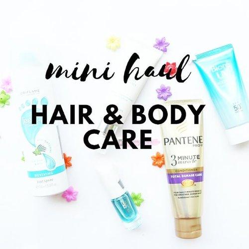 Beberapa dari produk ini ada yang sudah habis dan repurchase sampai 2x,one of them nggak kepake sama sekali karena nggak ada hasil yang begitu signifikan.  Browse www.akucantikkk.com to read more 😚  #clozetteid  #BaliBeautyBlogger  #BloggerBali  #haircare  #bodycare  #footcare