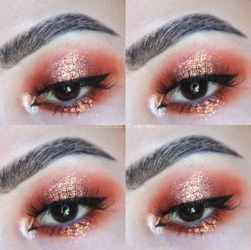 Wah I havent posted anything in  a week 🎉__Ini hasil eyelook pakai palette china si HOJOBisa liat di post sebelum ini tutorial nya 👯.....#makeupfeed #unleashyourinnerartist #creativemakeup #eyelooks #makeuptutorial #makeuplooks #wakeupandmakeup #clozzeteid #sigmabrush #clozetteid #slave2beauty #wake2slay #eyeshadowtutorial #focallure #amrezyshoutouts #undiscovered_muas #inssta_makeup #makeupaddict #featuremuas #morphebabe #beautyunderyourinfluencer