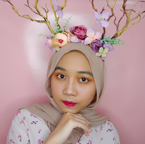 I love collecting headband. Found  @official_g_i_dle Soo Jin wearing this pretty Deer Headband🦌😊. . @cchannel_id @beautybloggerindonesia @clozetteid @bloggerperempuan @ihblogger @indobeautyblogger #clozetteid #kartikaryanimainmakeup #kartikaryanikpopjourney #cchannelbeautyid #cchannelbeauty #beautybloggerindonesia #bloggerperempuan #indonesianhijabblogger #indobeautyblogger #makeuplook #makeup #makeupenthusiast #블로거#얼짱#뷰티블로거#ブロガー#美容ブロガー#kawaii #かわいい #hunnyeo #훈녀