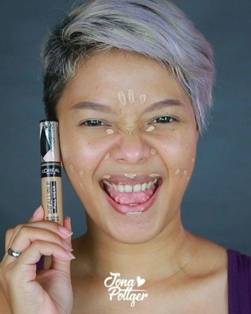 MEKAPAN CUMAN PAKE CONCEALER NO FOUNDIE MEKAPProduct deedsPrimer @banilaco_id Sunscreen @skinaz.indonesia Concealer Inffaliable @getthelookid Brows and eyeliner using Le Chocolates @getthelookid Blush @sadabycathysharon Lip cream @regazzaid Mascara @lakmemakeup #inspirasimekap #inspirasimakeup #inspirasicantik #100daysofeyemakeupchallenge#100daysofcolor#practicemakesperfect👌#cutcreaseeyes ⠀⠀⠀⠀⠀⠀⠀⠀⠀#cutcreaseidea⠀⠀⠀⠀⠀⠀⠀⠀ ⠀⠀⠀⠀⠀⠀⠀⠀⠀#inspirasikecantikan ⠀⠀⠀ ⠀⠀⠀⠀⠀⠀⠀⠀⠀#boldeye ⠀⠀⠀⠀⠀⠀⠀⠀⠀#boldeyemakeup ⠀#eyemakeupart#eyemakeuptutorials#eyemakeupinspo#eyemakeups⠀⠀⠀⠀⠀⠀⠀⠀⠀⠀⠀⠀⠀⠀#tipskecantikanid⠀⠀⠀⠀⠀⠀⠀⠀⠀#indobeautyinfluencer#makeupismytherapy#nomakeupmakeup#Setterspace#clozetteid#theshonet#lookbookindonesia#indobeautygram#indobeautychannel#beautychannelid#indobeautysquad#bvvlogger#bloggirlsid#bloggervloggerindonesia