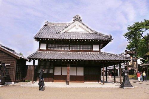 #throwback Japan trip - Noboribetsu Date Jidaimura Hokkaido Read more on my blog www.miharujulie.com  #clozetteid #sapporo #hokkaido #japan #japantravel #japantrip #jalanjalankejepang #ig_hokkaido #noboribetsu