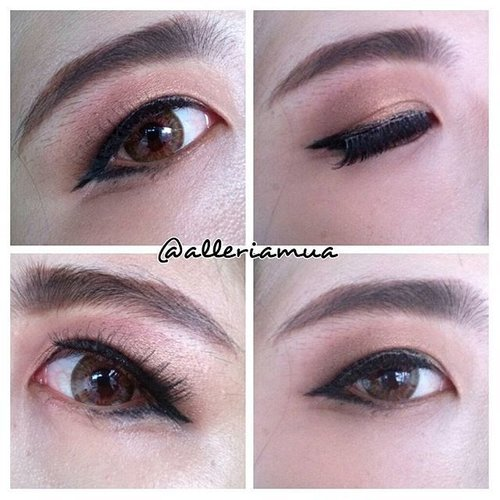 Detail my eyes yesterday :) #Myeyes #detail #naturaleyemakeup #naturalcolour #softmakeup #softlens #alleriamakeupartist #makeupservice #makeupartistsworldwide #makeupartistbali #eotd #motdindo #clozetteid #beautyblogger