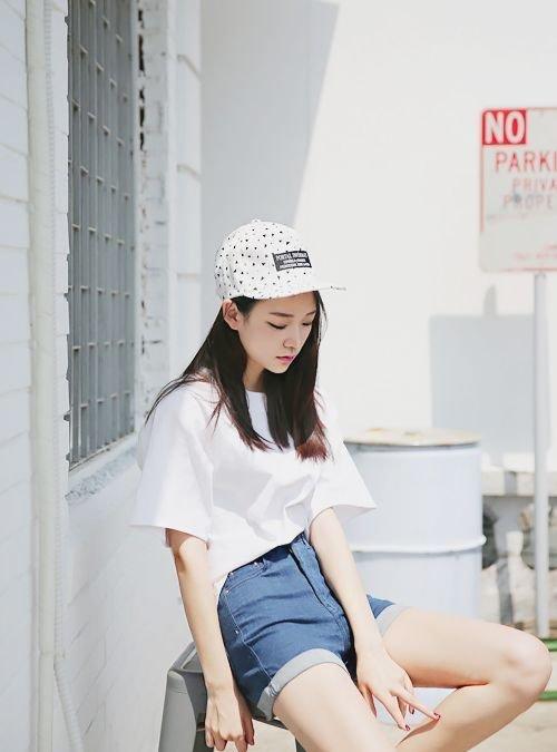 basic in vintage pants