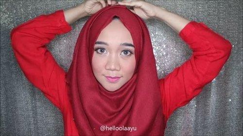 Tutorial hijab pashmina 💕 . . Press play and let's try! 🌹 . . #hijabtutorial #tutorialhijab #tutorialhijaber #clozetteid #hijabfashion #tutorialshawl #tutorialhijabsimple #tutorialhijabindo #tutorialhijabvideo #tutorialhijabpashmina