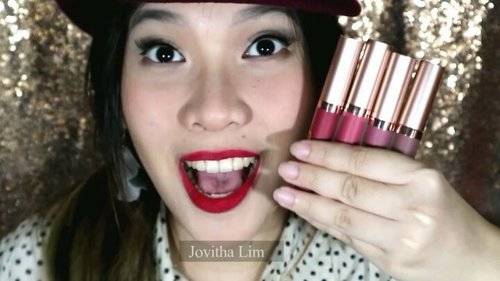 Im using @mustikaratuind Sobha Varna eyeshadow palette for my eyelid 😍😍. Its super pigmented & very travel friendly 💖💖💖. . And here's some lip swatch from Mustika Ratu Ultra Moisturizing Matte Lip cream 💖💖💖. . . - Precious Poppy. - Cheers Columbines - Lovely Lily - Radiant Rose . . . . . @facetofeet_id . . @indobeautygram @indovidgram @bvlogger.id #yournaturalbeauty #princessbeautydiary #mustikaratu #mustikaratuind #marthatilaar #Facetofeet_id #facetofeet #makeup #makeupinspiration #makeupinspo #beautyinfluence #indonesia #makeupindonesia #indonesiamakeup #beautyblogger #beautyvlogger #ivgbeauty #clozetteid #indobeautyinfluencer #indobeauty #bvloggerid #indobeautygram