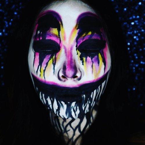 Heyy.. . . . . . . . . . #bringouttheboo #indobeautygram #beautyblogger  #beautyvlogger #nyxcosmetics #nyxcosmeticsid #nyx #makeup #makeupjunkie #ibv #ivgbeauty #indovidgram #eyeshadow #lips #looks #makeupinspiration #makeupinspo #benefit #makeuptutorial #indobeauty #halloween #halloweenmakeup #undiscoveredmua #makeupsfx #indobeautyinfluencer #beautyinfluencer #clozetteid #beautynesiaid #beautynesia #beautynesiamember @bvlogger.id