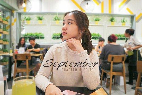 Hello september 🖑  #clozetteid#september#goodvibesonly
