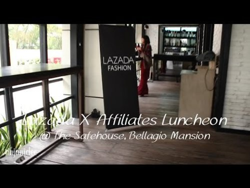 #DAYOUT : Lazada X Affiliates Luncheon | anjanidee - YouTube