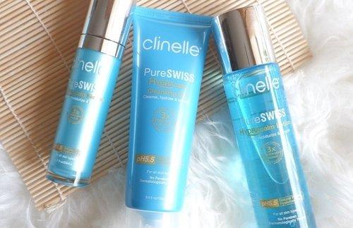 Akhirnya nyobain ini! . Kulit di hidung aku enggak mengelupas sejak aku pakai ini 😭😂 ditambah lg comedogenic acne di jidat yg makin kalem. Baca yu reviewnya di blog!! . https://wp.me/p9MW2w-iy atau klik link yang ada di bio ya 💕 . #clozetteid #skincare #clinelle #clinelleindonesia #ClinelleXClozetteidReview #ClinelleIndonesia #ProtectandRevive #PureswissHydracalm #clozetteidreview