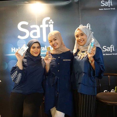 Cantik bersama @safiindonesia bersama Beauty Blogger Gathering Palembang ❤#bloggergatheringwithsafi#bloggersafipalembang#halalnaturalteruji #clozetteID #plgbeautyblogger #beautybloggerpalembang #palembangbeautyblogger