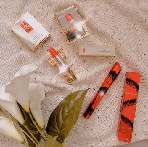 Luxury packaging @elizabetharden ✨..#clozetteid