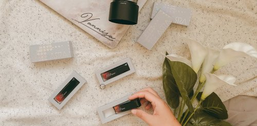 VANDERLAND: The New Shade from Arra Beauty Lip Matte