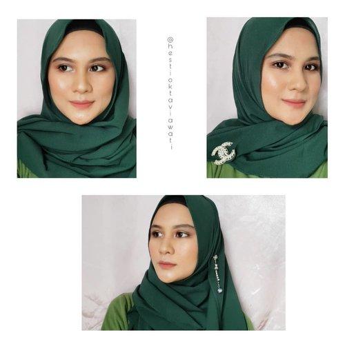 Assalamualaikum... kalau udh mam siang jgn lupa liat tutorial hijab yg lg kekinian nih... video fullnya ada di yutub.Klik link di bio ya 💞Video tutornya setelah postingan ini ya 😉#hestistyle #hijabstyle #hijabers #hijabfashion #hijabkekinian #clozette #clozetteid #hijabmasakini