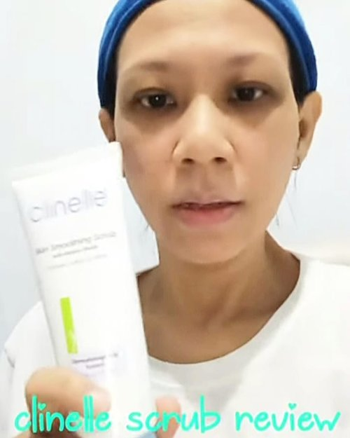 What is the effect of clinelle scrub, is it worked for whiteheads?  Find out the answer on https://youtu.be/hmQIBefAaJ8 or go to link on my bio  #skincare  #cchannelbeautyid #cchannelfellas #clozetteid  #youtubecommunity  #youtubesubscribers  #youtubeviewers #femaledaily #scrub #skinexfoliation #bareface