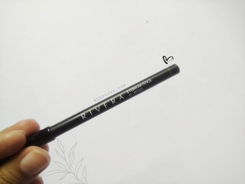 REVIEW - Rivera Eyebrow Pencil in Brown