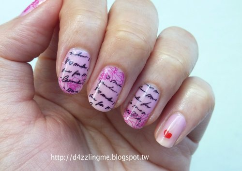 Love Letter Nails