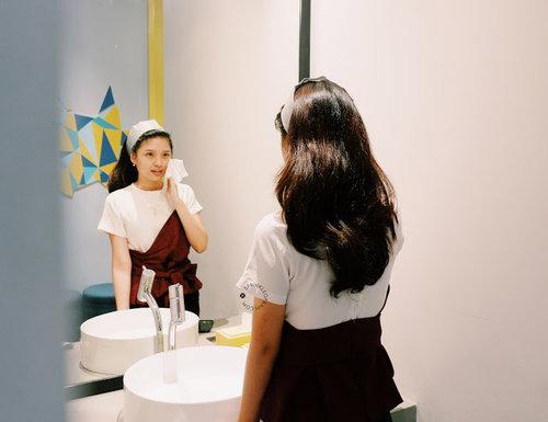 Sprinkle of Rain: [REVIEW] Treatment Acne Facial di Dermies Clinic Mall Ciputra