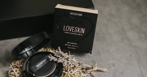 [REVIEW] Masami Shouko Love Skin BB Cushion SPF 50+ PA++++ Shades NW2 Soft Beige