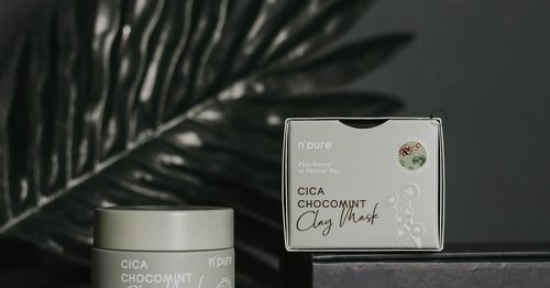 [REVIEW] N'PURE Cica Chocomint Clay Mask